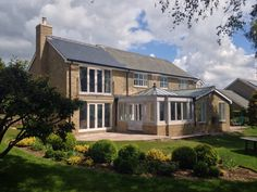 Two storey extension and orangery Sheffield