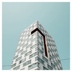 Photography of contemporary architecture in the cities of Amsterdam, Hamburg and Berlin. | Behance