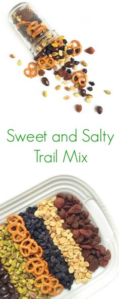 Salty and Sweet Trail Mix - The Lemon Bowl