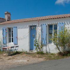 Une jolie maison en Vendée.