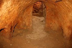 Tumba del siglo l hallada en Carmona (Sevilla)