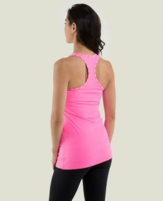 lululemon makes technical athletic clothes for yoga, running, working out, and most other sweaty pursuits. Tankini, Basic Tank Top, Lululemon, Sporty, Workout, Cool Stuff, Tank Tops, Swimwear, Clothes