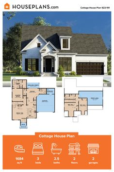 Check out this traditional house plan. It gives you European style and a cozy living room. Questions? Call 1-800-913-2350 today. #blog #architecture #modern #bungalow #architect #architecture #buildingdesign #country #craftsman #houseplan #homeplan #house #home #homeblog Classic House Design, Modern Villa Design, Traditional House Plans, Traditional Design, Cozy Living, Living Room, Suburban House, European House Plans, Modern Bungalow