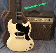 1964 Gibson SG Junior Jr TV