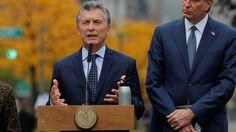 """Vino y girasoles...: ¿Anclado en los años 60?: Macri pide a EE.UU. un """"..."""