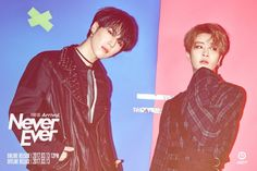 NEVER EVER FLIGHT LOG : ARRIVAL YUGYEOM & YOUNGJAE