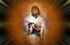 Jesus Christ Pictures – Image Set 28 is here in such a short time. 28 sets - Yes - pictures of Jesus appear rapidly on net, thanks to the expert artists who are behind these images. Pictures Of Jesus Christ, Names Of Jesus, Easter Bible Verses, Jesus Is Risen, God Forgives, Jesus Loves You, Spiritual Inspiration, Pictures Images, Artist
