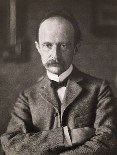 """Max Planck - 1909 lectures at Columbia University on the state of Physics: """".and finally, a lasting confidence in the force of the Word which, for more than 1900 years, has given us an ultimate infallible test for distinguishing false prophets from true Theoretical Physics, Quantum Physics, Nobel Prize In Physics, History Department, Theory Of Relativity, E Mc2, String Theory, Quantum Mechanics, Physicist"""