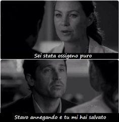 Grey's Anatomy - Le frasi più belle