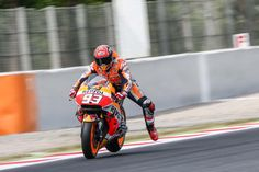 Marquez at the Catalan GP. Photo by Cormac Ryan-Meenan, 2016.