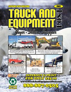 Truck equipment post 08 09 2017