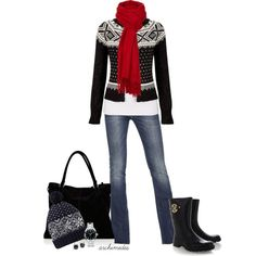 Winter Fashion Outfits 2012 | The First Snow Fall | Fashionista Trends