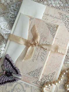 508 Best Handmade Wedding Invitation Images In 2019 Wedding Cards