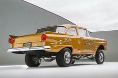 Galpin Gasser '57 Nice Build