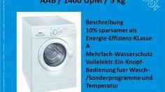 TOP 7 Waschmaschinen Testsieger zu kaufen