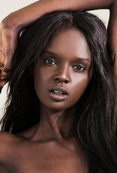 """""""Ducky"""", Australian model and little sister of Nikki Perkins (former model)."""