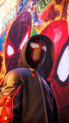 the end suit miles morales - Twitter Search / Twitter Miles Spiderman, Miles Morales Spiderman, Black Spiderman, Amazing Spiderman, Batman Spiderman, Marvel Art, Marvel Heroes, Marvel Comics, Spiderman Pictures
