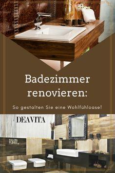 Badezimmer Ideen Wir geben Ihnen nützliche Tipps, wie Sie mit wenig Kosten das Badezimmer renovieren können.