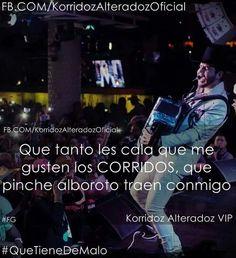 #calibre50#misgustos#corriosdejare que la gente hable a mi me vale ...  Mis gustos son mis gustos y los corridos es un de ellos