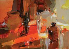 Polished Table 1 by Iryna Yermolova