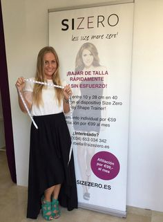 Size Zero Marbella - lose weight and centimetres in 30 minutes. Read more: www.tenesommer.com