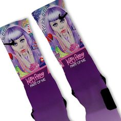 totally want these socks considering I love Katy Perry Nike Elite Socks, Tube Socks, Katy Perry, Cool Things To Buy, Trending Outfits, Clothes, Vintage, Etsy, Cool Stuff To Buy