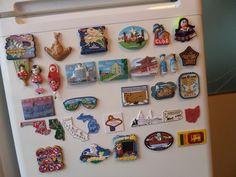 beautiful fridge magnet collection     #fridge #magnet http://www.world-wide-gifts.com/