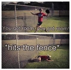 Liars, I just ate fence and you still telling me I got room??