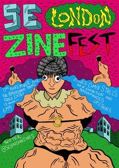 South London Hardcore: Episode 47: South East London Zine Fest