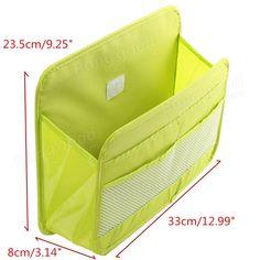 Coche de viaje multifunción almacenamiento asiento trasero sostenedor de la suspensión bolsillo bolso del organizador Venta - Banggood.com