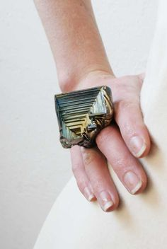 ADINA MILLS / Bismuth Ring