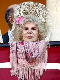 Cayetana Fitz-James Stuart, 18th Duchess of Alba