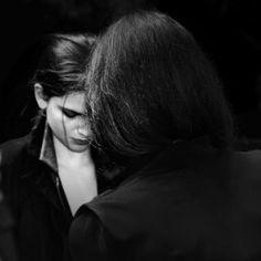 Daniel Fürchtegott Kriebel - Backstage - Isabell de Hillerin -  AW15/16 #backstage #fashionweek