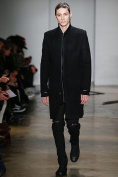Tim Coppens Fall 2015 Menswear Fashion Show