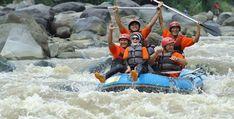 Paket Wisata Jogja 1 Hari Rafting Sungai Elo - Kaliurang Park + Malioboro Tour