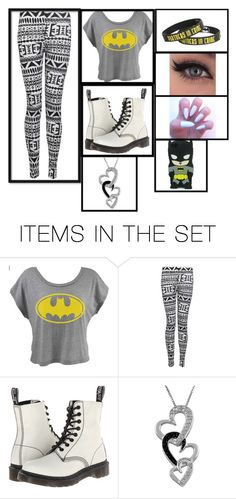 """""""BatmanTime"""" by yayabasil on Polyvore featuring art"""