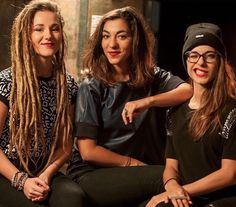 Le groupe de musique LEJ a dévoilé au magazine Grazia ses adresses favorites dans Paris.