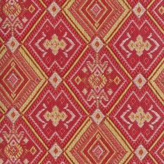Click to view a larger version of this Highland Court Fabric