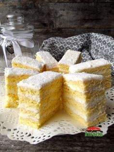 Christmas Sweets Recipes, Romanian Desserts, Desert Recipes, Dessert Bars, Cake Cookies, Cornbread, Caramel, Bakery, Sweet Treats