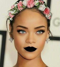 Rihanna make