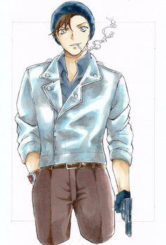 こむぎ (@K0muuuug1xxx) | Twitter Hot Anime Boy, Anime Guys, Manga Anime, Conan Movie, Detektif Conan, Hand Drawing Reference, Detective Conan Wallpapers, Amuro Tooru, Kaito Kid