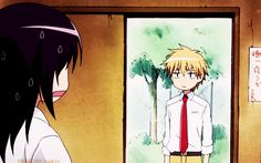 Kaichou Wa Maid-Sama- This was the greatest and strangest scene ever and I loved it.
