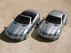 2004 Mercedes-Benz SLK 350 - Serious Wheels