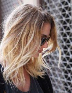 15 Subtle Styles for Medium Length Hair