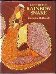 """The image """"Rainbow snake"""" (Australian Government, 2013) Cultural stories from the Western Arnhem Land, including people transforming into animals and quests for food (Wells, 2013)."""