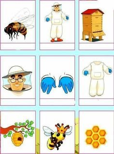 Imágenes Bee Crafts, Preschool Crafts, Project Based Learning, Kids Learning, Games For Kids, Activities For Kids, Preschool First Day, Learn Dutch, Bee Art