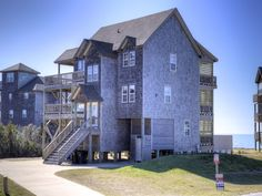 Outer Banks Vacation Rentals | Waves Vacation Rentals | Yo-Yo's Playground #839 |  (5 Bedroom Soundfront House)