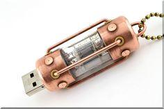 8/16/32/64/128 GB arco pentodo radio tubo unidad por SlavaTech
