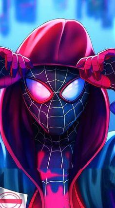 Miles Spiderman Hoodie iPhone Wallpaper - Best of Wallpapers for Andriod and ios Spiderman Hoodie, Black Spiderman, Amazing Spiderman, Miles Spiderman, Miles Morales Spiderman, Spiderman Art, Spiderman Drawing, Deadpool Wallpaper, Man Wallpaper