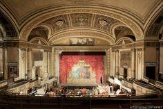 Auditorium, Loew's Majestic Theatre, Bridgeport, Connecticut